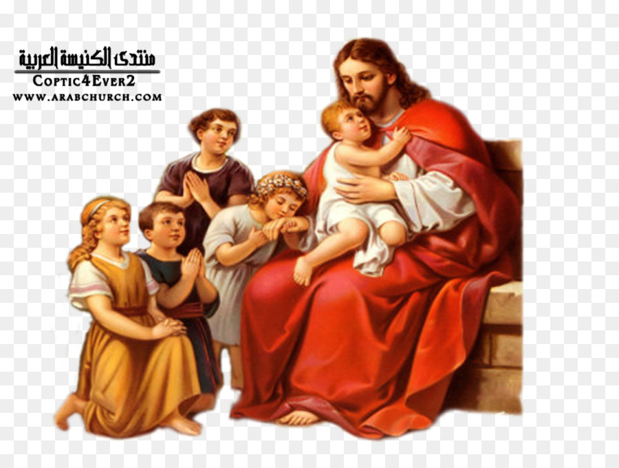 Download Background Yesus Dan Anak-Anak