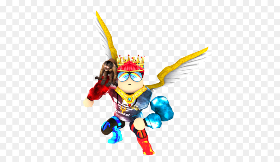 Rich Roblox Character Transparent Animal Cartoon
