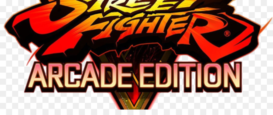 transparent street fighter v logo