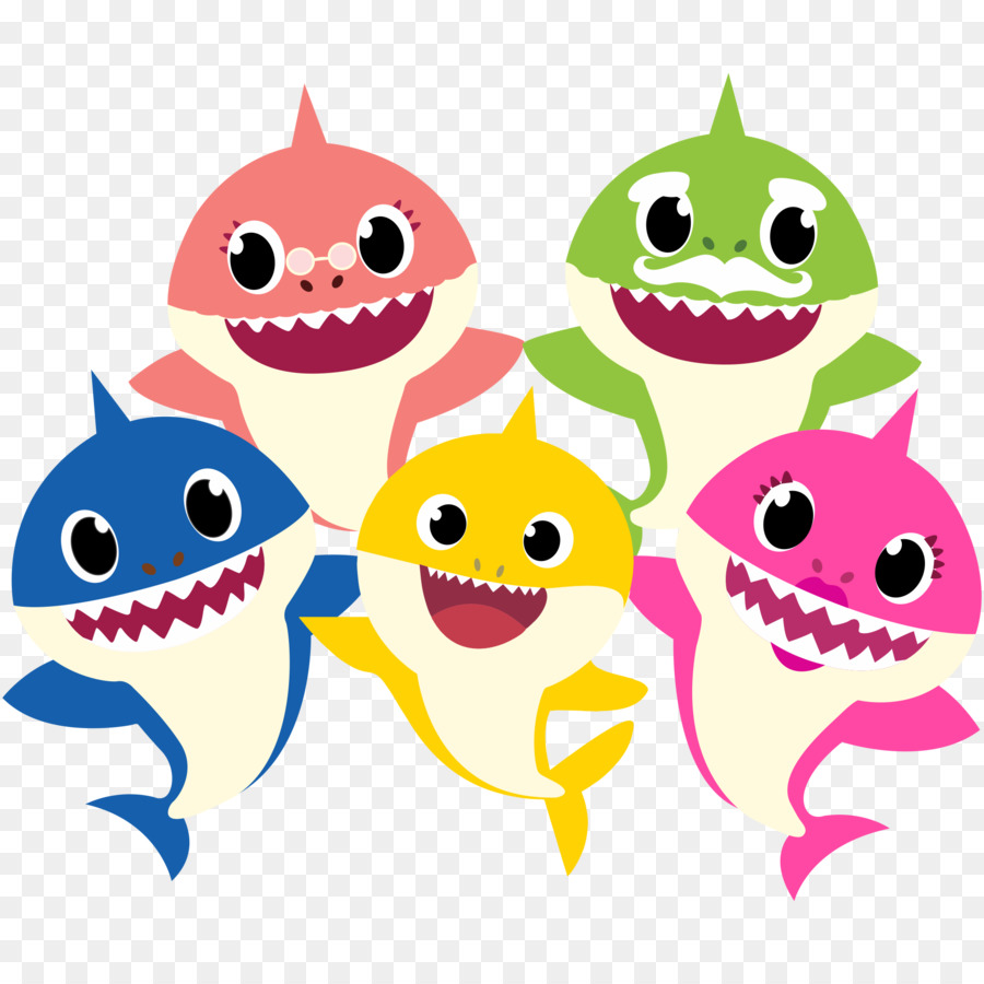 Baby Shark Clipart When designing a new logo you can be inspired by the visual baby shark babyshark sharkfamily mommyshark daddyshark baby. baby shark clipart