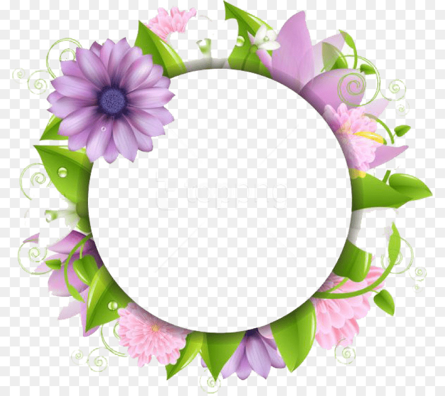 Circle Background Frame Subpng Pngfly