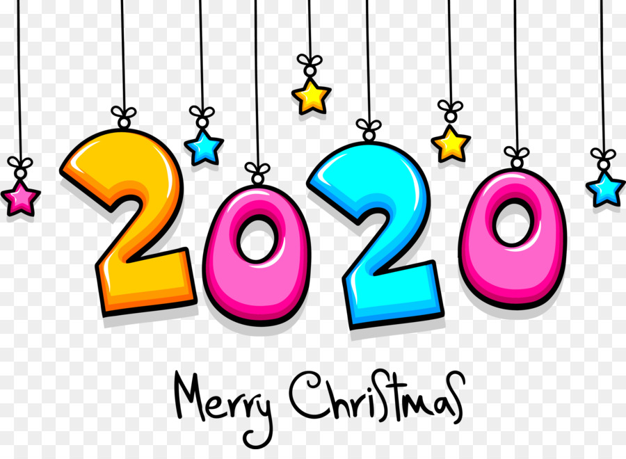 The Best New Year Png 2020