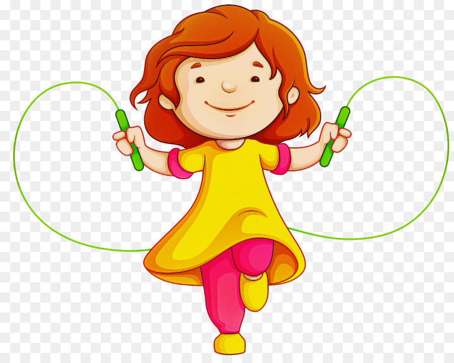 Cartoon Skipping Rope Smile Party Supply Hula Hoop