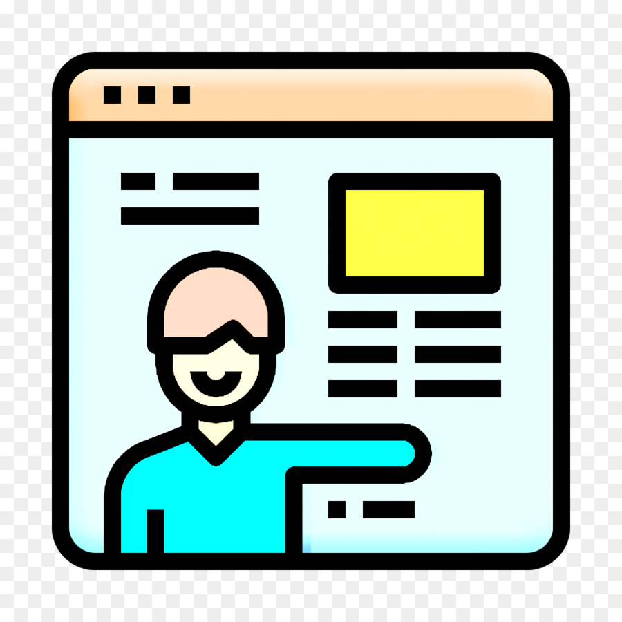 Teacher Icon Online Learning Icon Type Of Website Icon